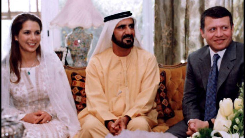 محمد بن راشد يُرحب بالملك عبدالله على تويتر: أكثر القادة قربًا من شعبه