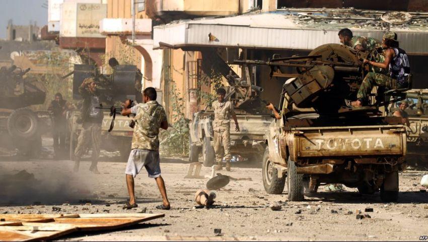 فيديو| 90 يومًا من الحرب على طرابلس.. كل ما تريد معرفته عن المعارك القاتلة