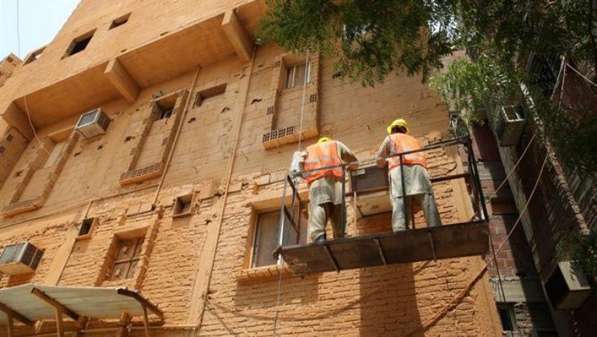 الحكومة تمنح المواطنين مهلة أخيرة لطلاء المباني .. وهذه عقوبة المخالفين
