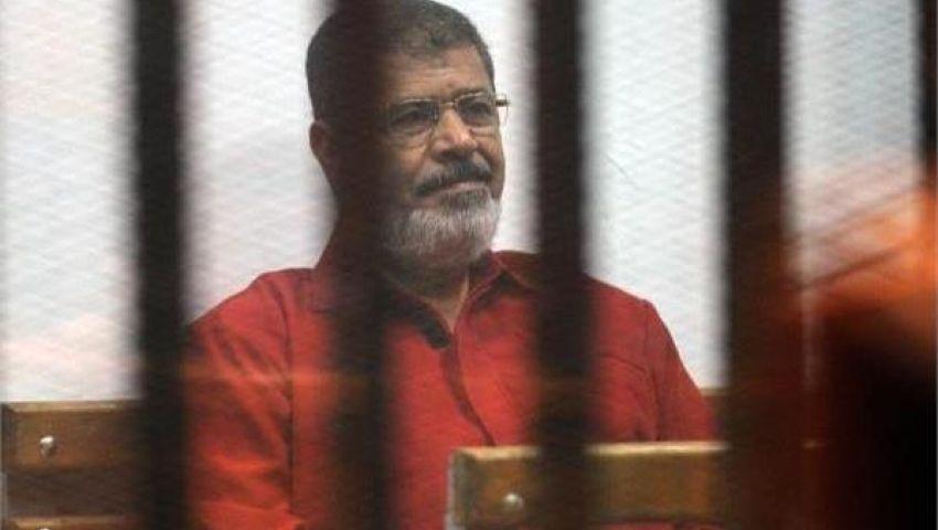اليوم.. محاكمة مرسي وآخرين في «اقتحام الحدود الشرقية»