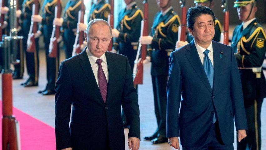 نزاع عمره 233 عاماً.. ما قصة «الجزر الأربع» التي تسمم العلاقات اليابانية الروسية؟