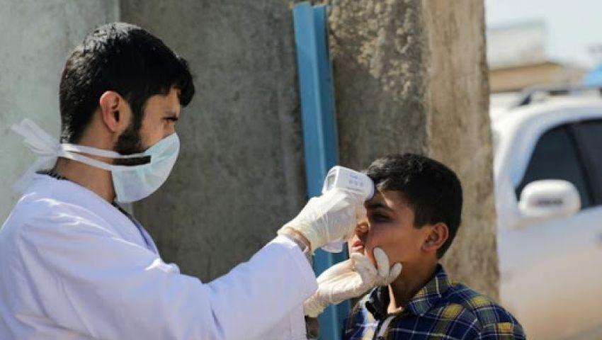 بعد أول إصابة بكورونا.. السوريون يتسابقون على تخزين الطعام والوقود