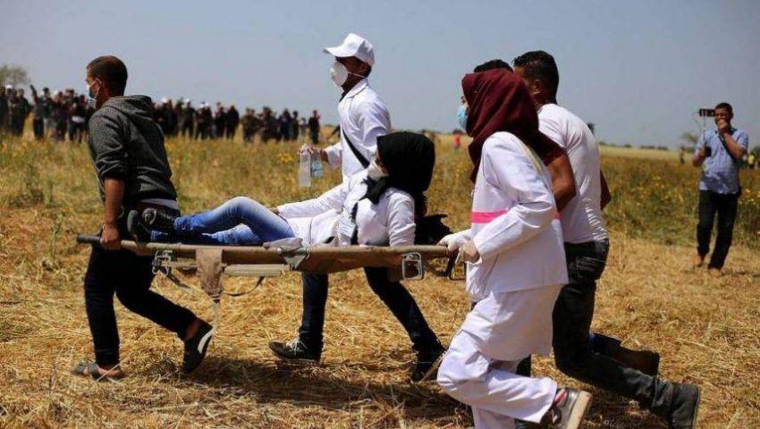 الصحة الفلسطينية تطالب بتدخل دولي لوقف استهداف الأطفال