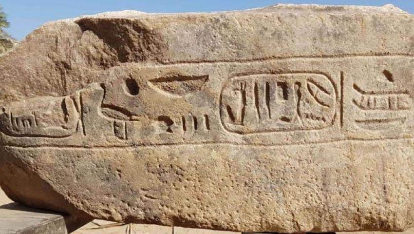 فيديو| تفاصيل الاكتشاف الأثري الأخير بالمطرية