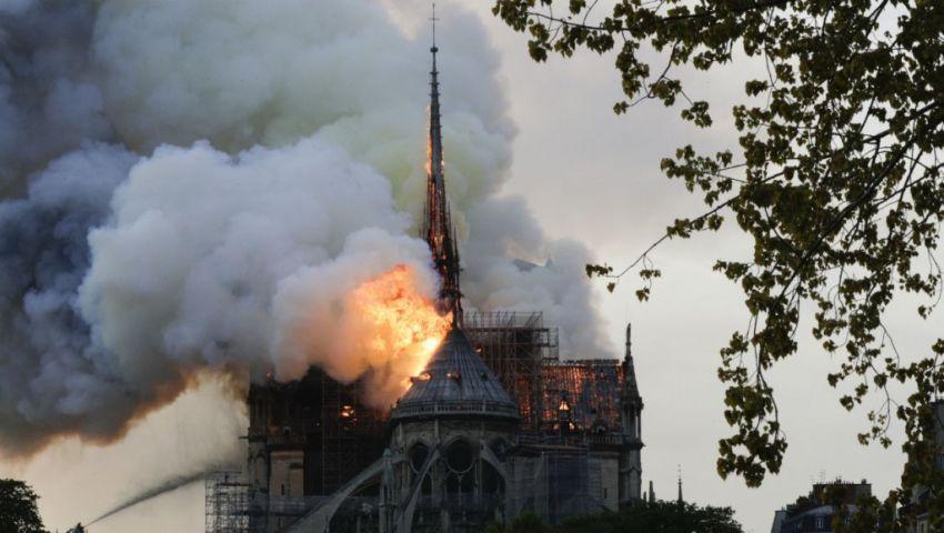 فرنسا.. 688 مليون يورو تبرعات لترميم كاتدرائية نوتردام