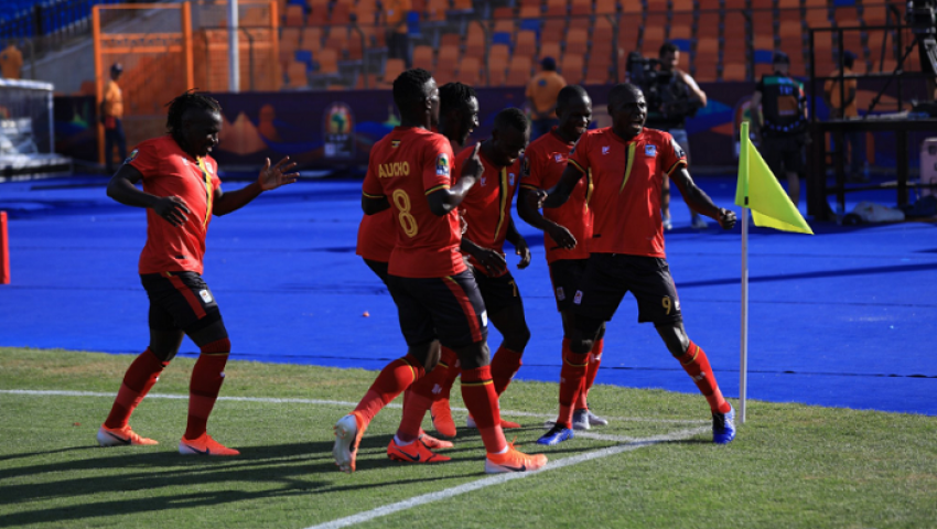 فيديو | أوغندا تتصدر «مجموعة مصر» بعد الفوز على الكونغو