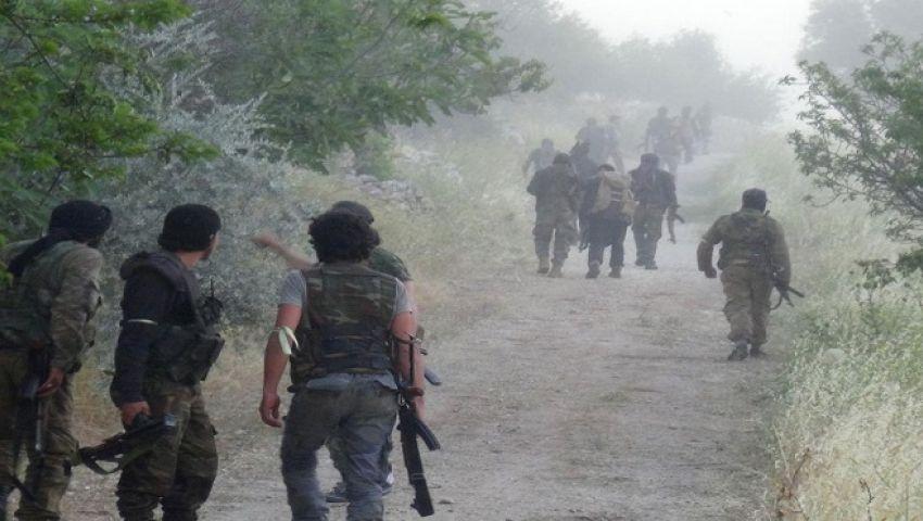 بالتزامن من جنيف 5.. المعارضة السورية تتقدم نحو حماة