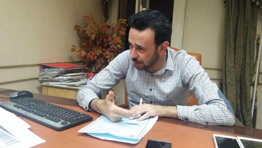 (حوار) عمرو بدر: «عادل صبري» يدفع ثمن تقديمه صحافة جادة.. والنقابة أصبحت لـ«الزيت والسكر»