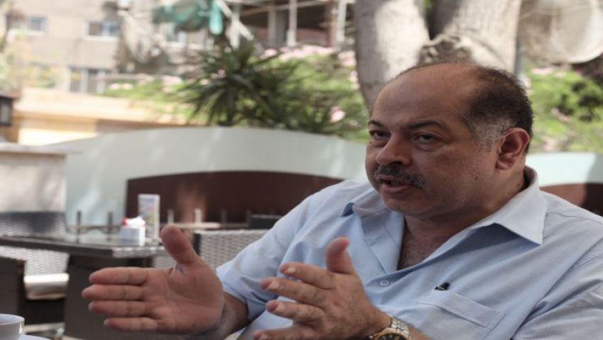 محمد علي إبراهيم لوزير الداخلية: «كفاية كده.. شكر الله سعيكم»