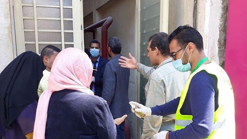 مصر تتخطى حاجز الـ 3 آلاف إصابة بكورونا.. و19 حالة وفاة جديدة