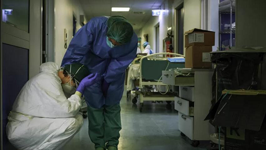 وفيات كورونا بفرنسا تكسر حاجزالألف.. والإصابات تصل لـ 22300