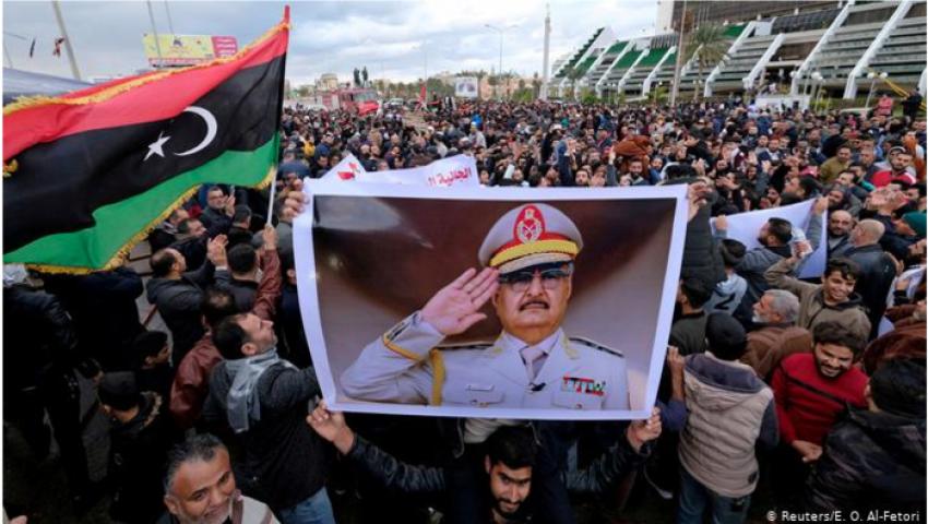 إذاعة ألمانية عن الحرب بالوكالة في ليبيا: مصالح تركية ومخاوف مصرية