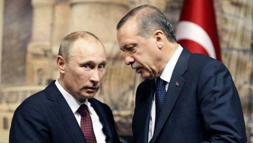 في زيارة أردوغان لروسيا.. هذه أبرز الملفات