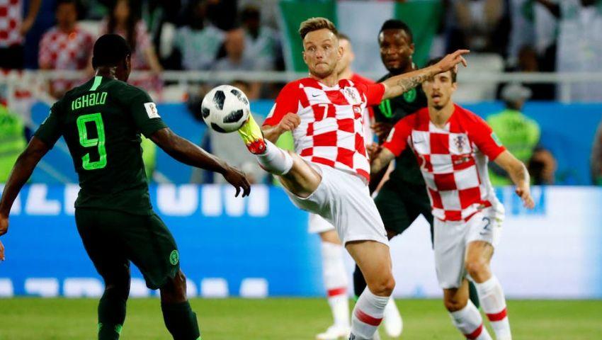 بعد 12 عامًا..  الكرواتي راكيتيتش يعتزل اللعب الدولي