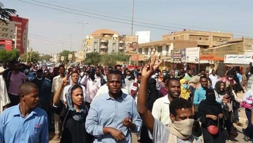 السودان.. مظاهرة تطالب بكشف مصير المفقودين