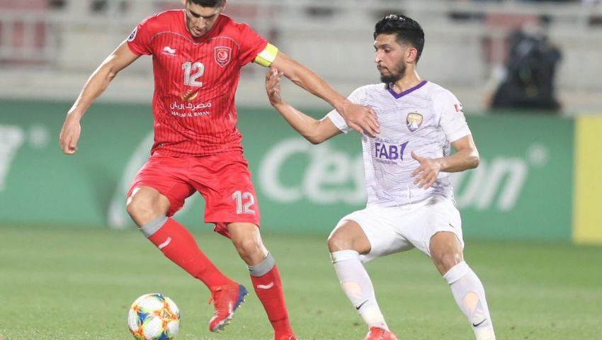 فيديو| مباراة مثيرة.. العين الإماراتي يخطف تعادلاً ثمينًا من الدحيل القطري