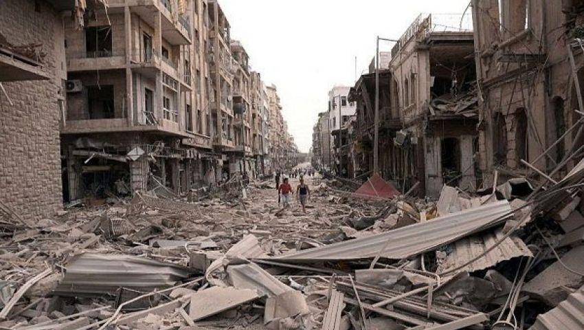 تفاقم الأزمة السورية يثير قلق الاتحاد الأوروبي