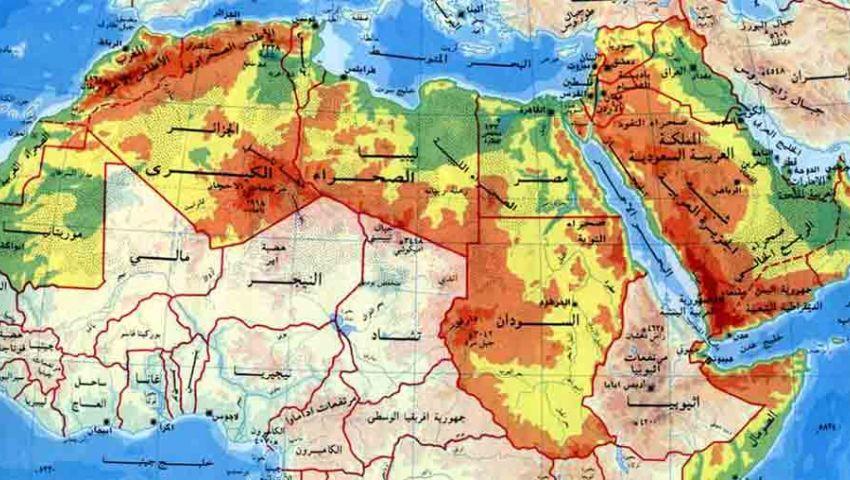 أشهر 5 نزاعات حدودية بين الدول العربية