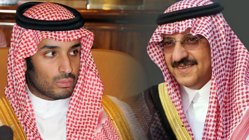 """""""مجتهد: محمد بن سلمان عازم على إزاحة ولي العهد"""