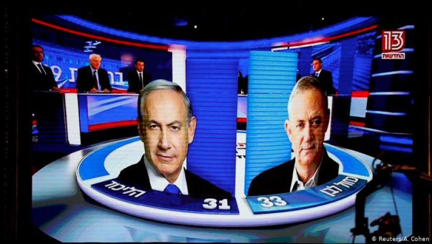 انتخابات إسرائيل|نتنياهو خسر وجانتس لم يفز وليبرمان «صانع الملوك»