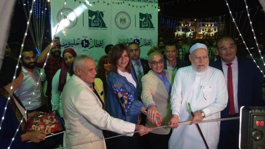 وزارة الهجرة تطلق حسابات لاستقبال مساهمات المصريين بالخارج