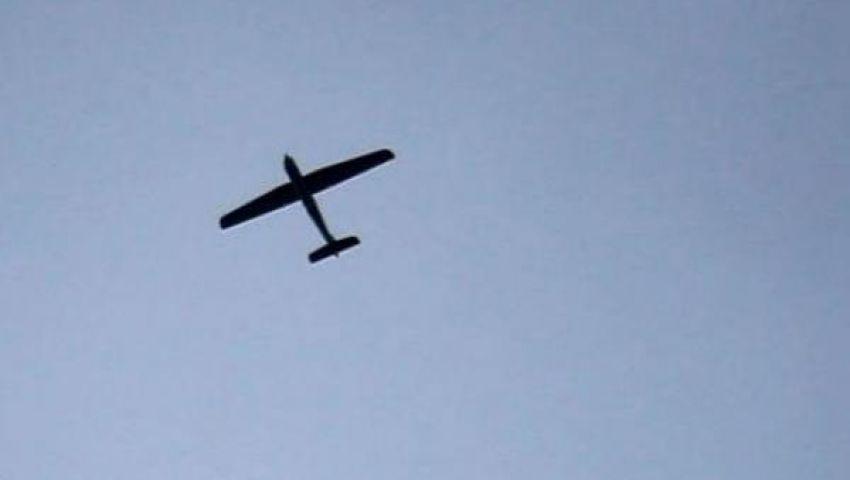 إسقاط طائرة تجسس للاحتلال في غزة
