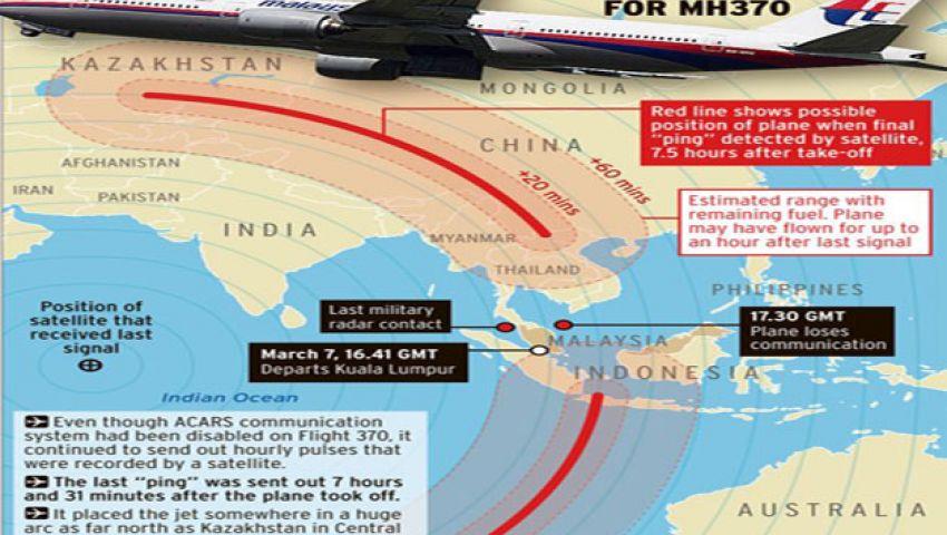 فرنسا تنضم لطابور كشف لغز الطائرة الماليزية