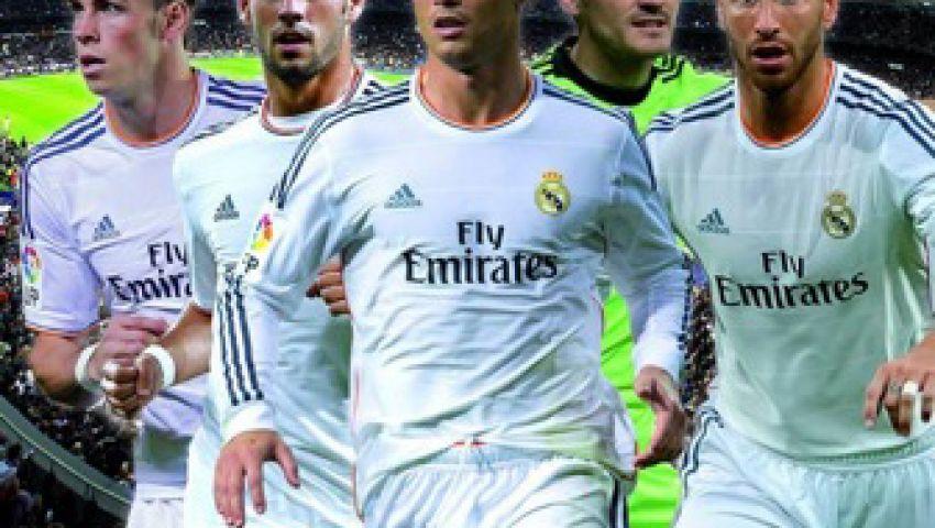 ريال مدريد يواجه خطر الإفلاس