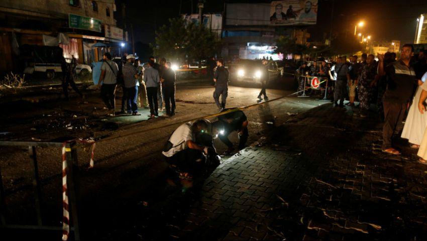 صور وفيديو| انفجاران وشهيدان واستنفار أمني.. ماذا يحدث في غزة؟