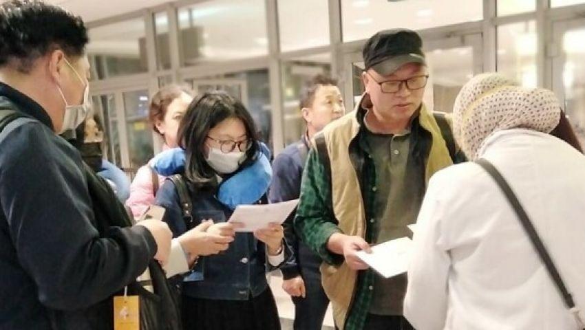 بعد انتشار فيروس كورونا..ما مصير السياح الصينيين في مصر؟