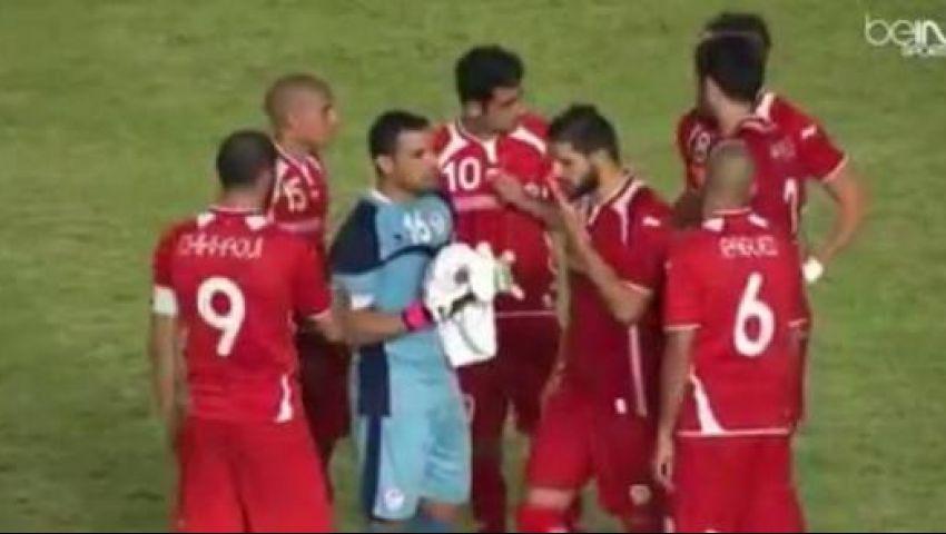 تونس تنتزع نقطة من أنياب السنغال بالتعادل السلبي