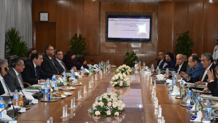 وزير البترول: طرح جزء من أسهم شركة إنبى بالبورصة بنسبة 24%