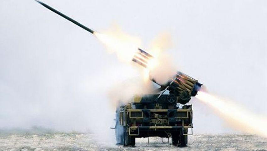 سقوط صاروخي جراد قرب مركز للجيش اللبناني