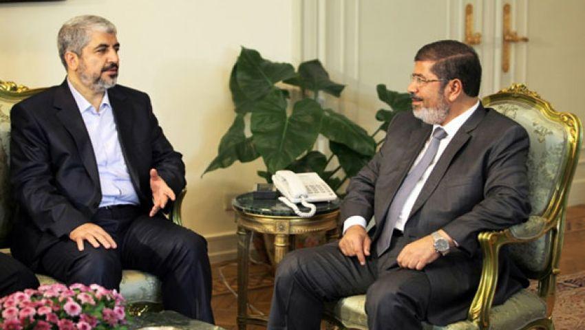 مشعل يطير إلى تركيا على رأس وفد من حماس