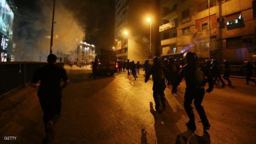 إصابة ضابط ومجند إثر إطلاق نار من ملثمين ببورسعيد