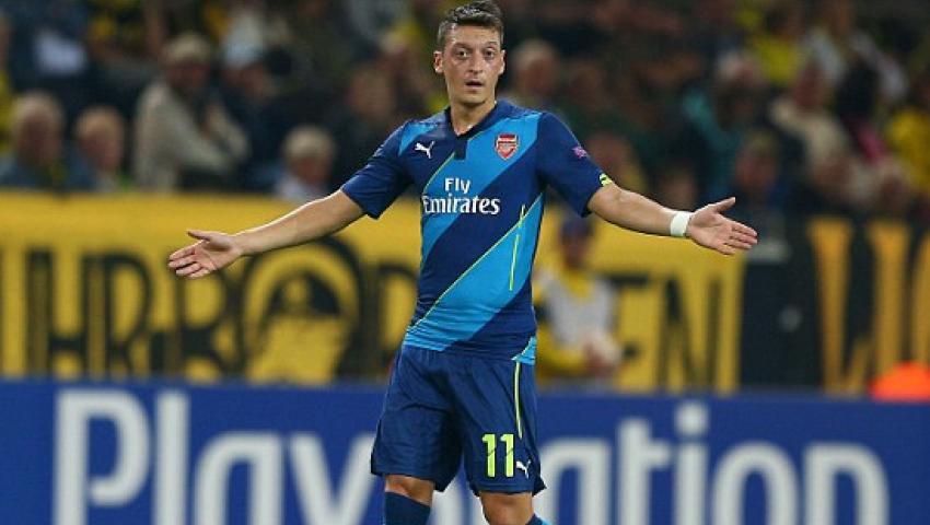 بالاك:  أوزيل أخطأ برحيله من ريال مدريد