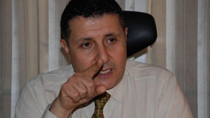 نجاد البرعي: مصر تسير في اتجاه خطر ونهايته معروفة