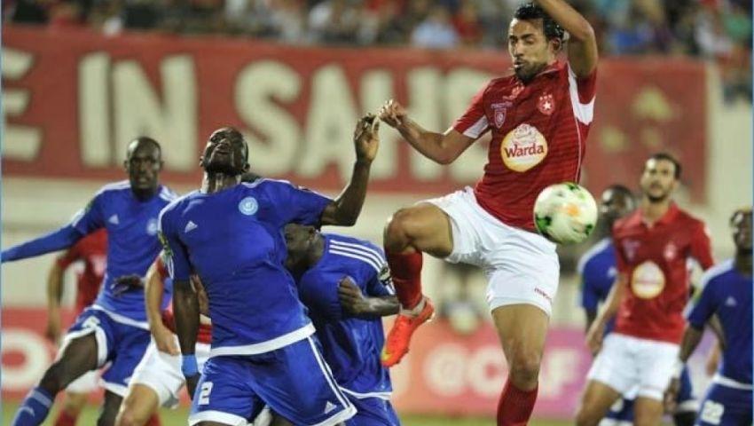 فيديو| النجم التونسي يسقط بذهاب تمهيدي أبطال إفريقيا