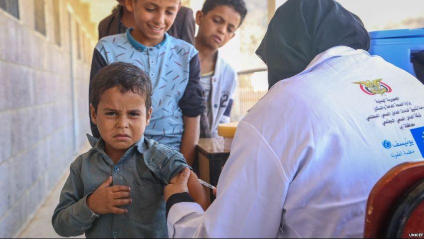بينها اليمن والسودان.. «الحصبة» تجتاح 10 دول