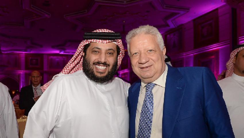 فيديو| وعيد مرتضى يبشر بمواجهة وشيكة مع تركي آل الشيخ