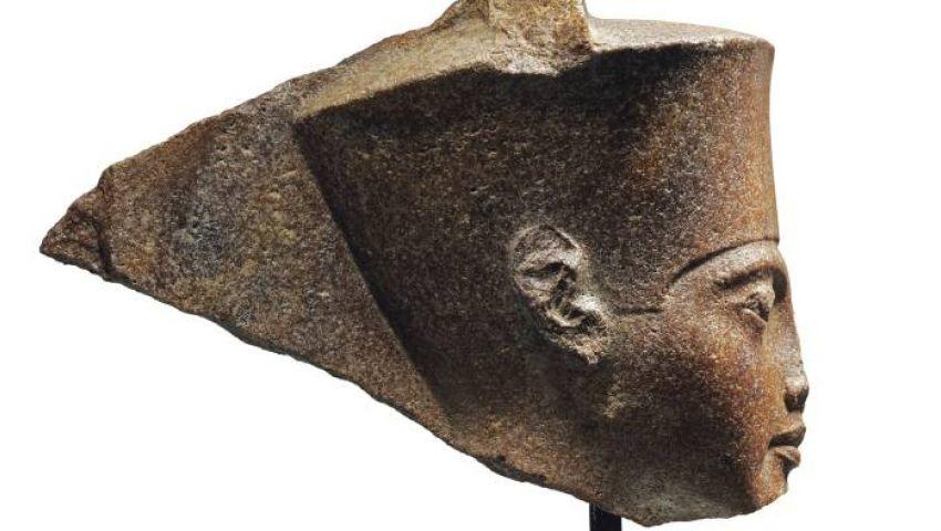 تفاصيل مقاضاة مصر لصالة «كريستي» الإنجليزية بسبب تمثال الملك توت