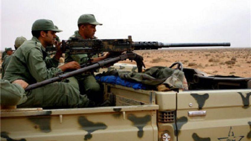 الجيش الجزائري يقتل مسلحين وسط البلاد