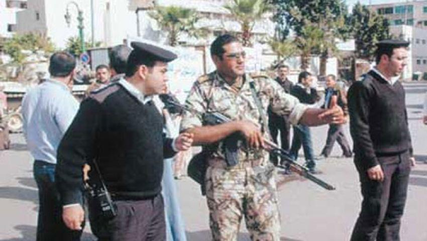 مصدر عسكري: الجيش والشرطة يؤمنان تظاهرات الجمعة