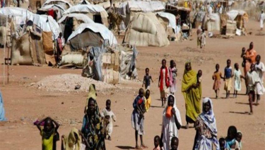 ارتفاع «غير عادي» في عدد النازحين جنوبي دارفور