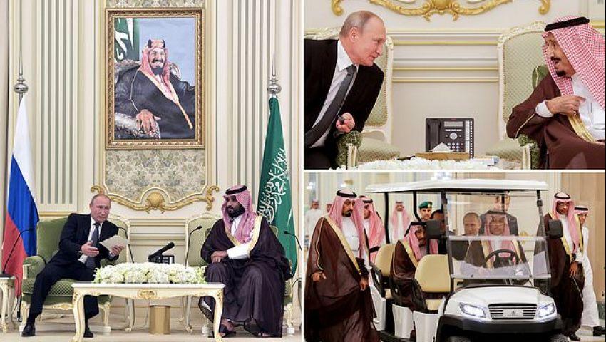 إندبندنت: السعودية استقبلت بوتين كأنه «صانع الملوك» في الشرق الأوسط