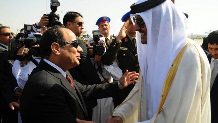 عبد العظيم: هل نتوقع عفوًا رئاسيًا عن مرسي بعد الاستقبال الدافئ لأمير قطر؟