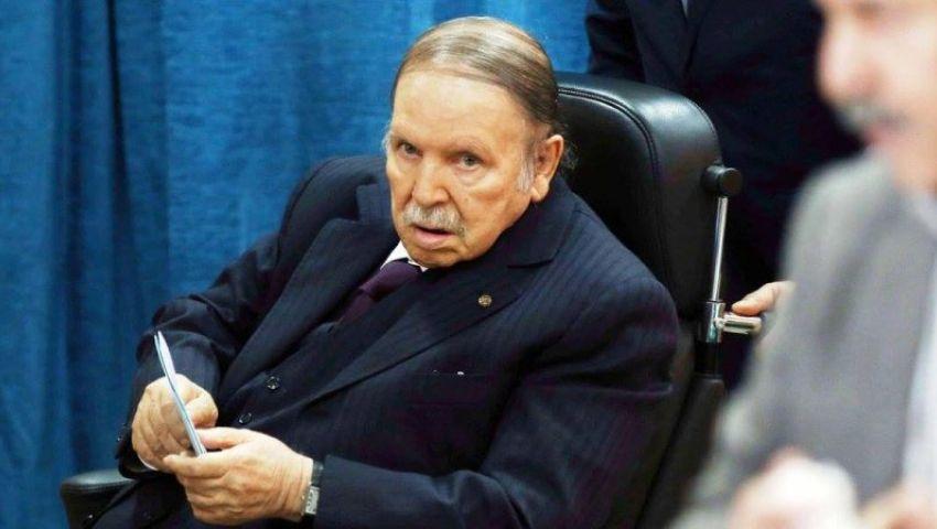 منصب الرئاسة في الجزائر شاغر