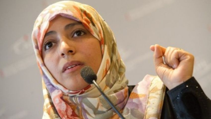 كرمان: خارطة السيسي لم تشر للديمقراطية أو حقوق الإنسان