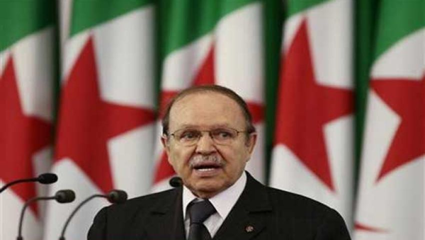 أزمة في الحزب الحاكم بالجزائر بسبب بوتفليقة