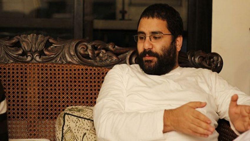 عبد الفتاح: زيارات الشاطر سبب إقالة الباز